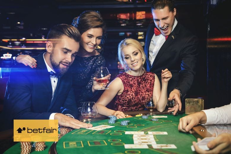 Club VIP del Casino Online Betfair