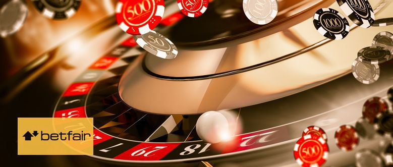 Ruleta y Blackjack en Betfair Casino