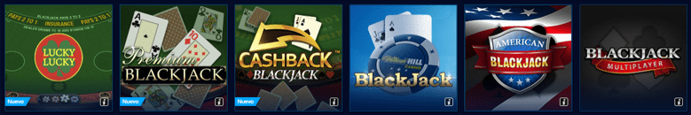 BlackJack en William Hill Casino
