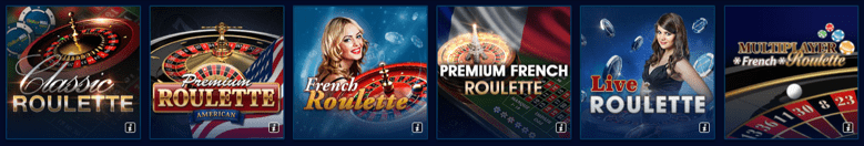 Ruletas en William Hill Casino