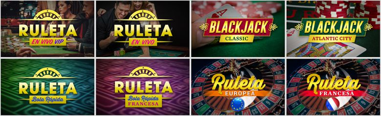 Ruleta Goldenpark Casino